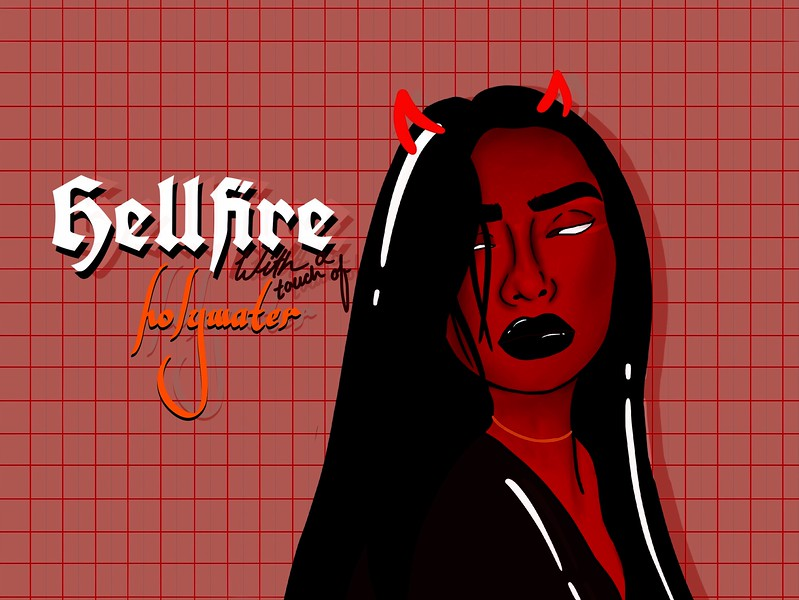 Hellfire with a Touch of Holy Water