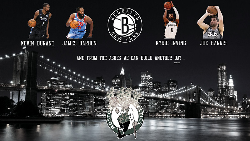 Nets Poster