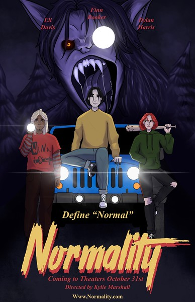 Movie Poster- Normality