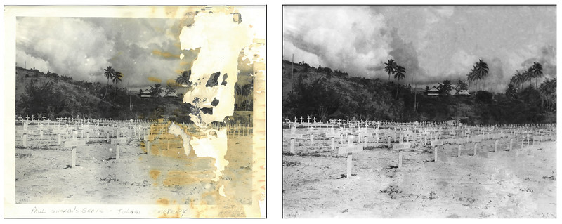 Photo Restoration Project
