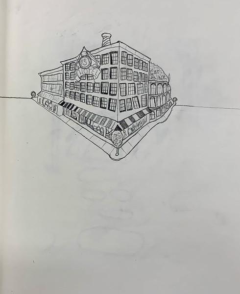 2 pt Perspective Building