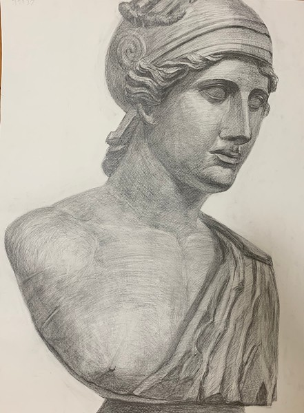 Cast Drawing