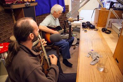 Herrmann & Knicely on KUAC-FM