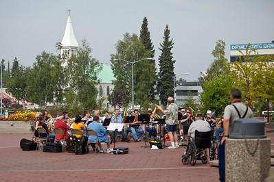 Wind Ensemble Downtown