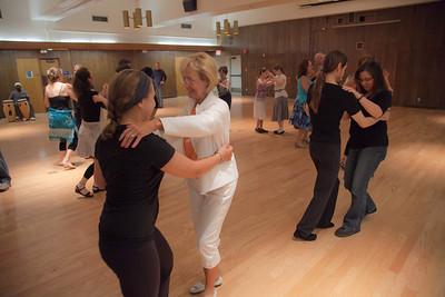 7.26 Latin and Ballroom dance classes