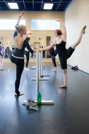 7.27 - ballet classes at Artisan's Courtyard
