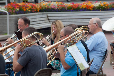 7.30 Lunch Bites: Brass Ensemble in the park