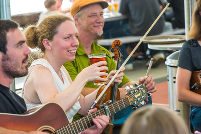 7.26: Lunchbites downtown, Lunchbites - Okaidja & Dutz, Pre-school Music Therapy, Celtic @ Silver Gulch
