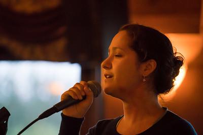 7.30 - Jazz vocals at Pike's