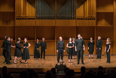 7.30 - Opera performance in Davis Concert Hall