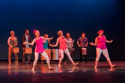 7.31 - World Beat Dance in Salisbury Theatre
