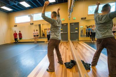 7.21 - Dance Rehearsal