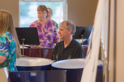 Steel Pan Concert at Raven's Landing