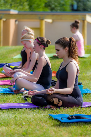 Monday, 7.22 - Dance classes: Ballroom, Tango, Yoga