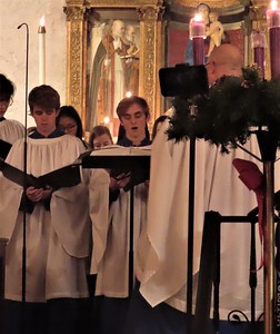 Lessons and Carols December 2019
