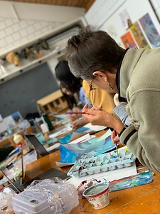 11.19.19 - Ms. Putnam's Art Class