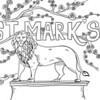Coloring Book - SM Lion