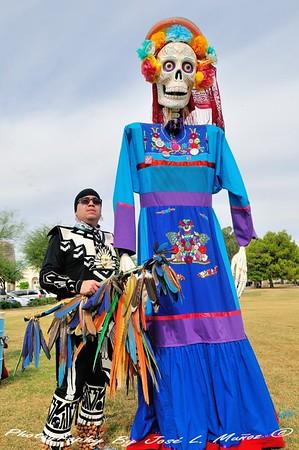 2014-10-26  Dia De Los Muertos Celebration
