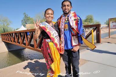 Mr & Miss Indian  ASU