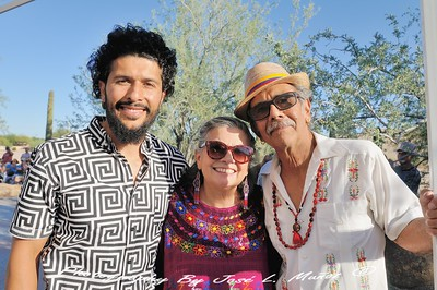 Quetzal,Carmen,& Zarco Guerrero