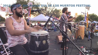 2019-10-27  8th Annual DIA DE LOS MUERTOS FESTIVAL