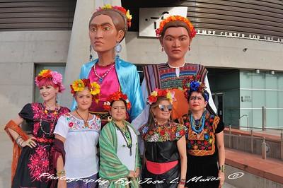The Fabulous Fridas