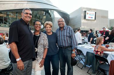 ASC 2017 Culture Feast @ NASCAR Hall of Fame Plaza 8-8-17 by Jon Strayhorn