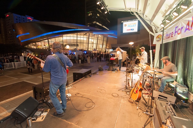 ASC 2017 Culture Feast @ NASCAR Hall of Fame Plaza 8-8-17 by Jon Strayhorn