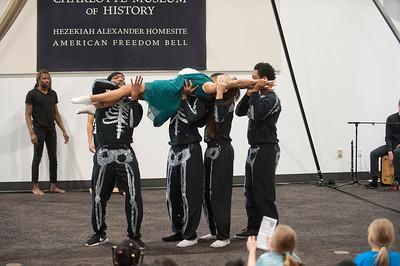 ASC Afo Funk @ Charlotte Museum of History 1-27-18 by Jon Strayhorn