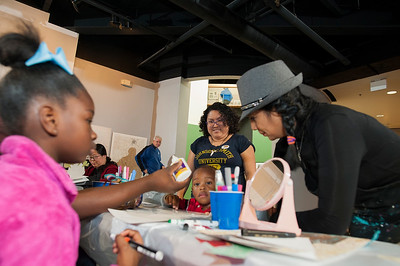 ASC Charlotte Faces with Rosalia Torres @ Charlotte Museum of History 1-27-18 by Jon Strayhorn