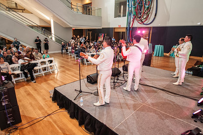 ASC Latin Music Concert & Free Gallery Access @ The Mint Museum Uptown 1-26-18 by Jon Strayhorn
