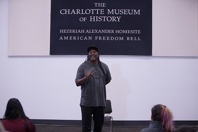 ASC Resist & Persit @ Charlotte Museum of History 1-27-18 by Chris Jenkins