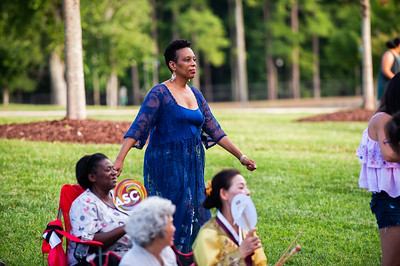 ASC Culture Bites - Day 1 @ Pineville Lake Park 8-9-18 by Jon Strayhorn