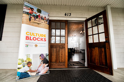 ASC Culture Blocks Dinner @ The Hut 3-20-19 by Jon Strayhorn