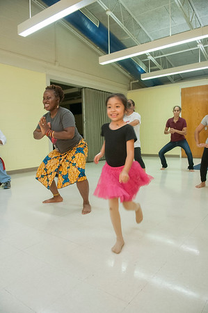 Culture Dance Program presented by Charlotte Ballet 10-11-17 by Jon Strayhorn