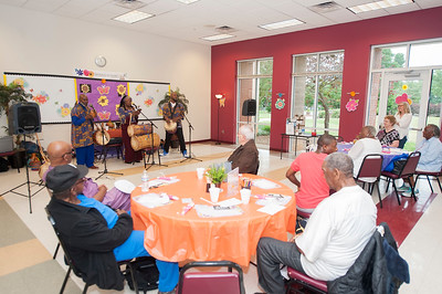 Tosco Music Community Outreach @ Bette Rae Thomas Recreation Center 5-12-17 by Jon Strayhorn