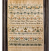 191125 Antique Cross Stitch Samplers 015-2 border