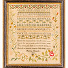 191125 Antique Cross Stitch Samplers 005-2 border