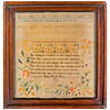 191125 Antique Cross Stitch Samplers 040 border