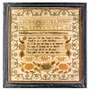 191125 Antique Cross Stitch Samplers 029-2 border