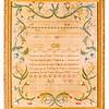 191125 Antique Cross Stitch Samplers 025 border