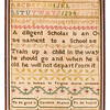 191125 Antique Cross Stitch Samplers 013 border