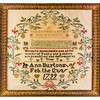 191125 Antique Cross Stitch Samplers 031 border