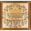 191125 Antique Cross Stitch Samplers 031 border