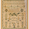 191125 Antique Cross Stitch Samplers 014 border