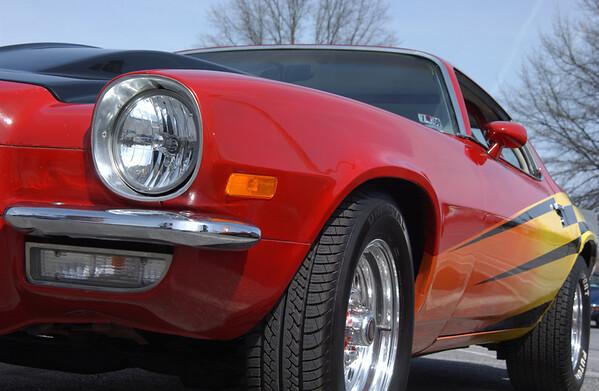 1973 Camaro