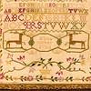 200218  Antique Cross Stitch Samplers 003