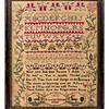 200218  Antique Cross Stitch Samplers 010
