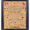 200218  Antique Cross Stitch Samplers 004