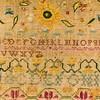 200218  Antique Cross Stitch Samplers 008